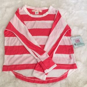 New billabong girls long sleeve shirt size 5